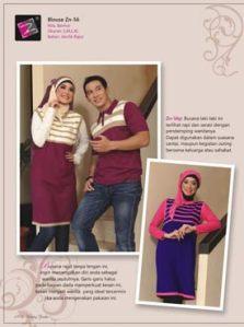 blouse muslim -zn-56