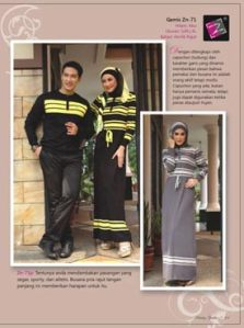 blouse muslimah online -zn-71