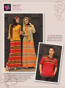 gamis casual-zn-72