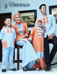 Sarimbit Keluarga Nurrin Emerald Sweet Potato 06