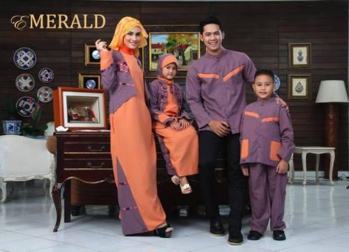Sarimbit Keluarga Nurrin Emerald Sweet Potato