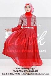 gamis-batik-modern-lentik-l70-merah-385rb-rev