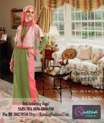 GAMIS-queena-067-green-315rb