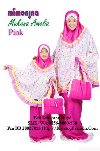 Mukena-ibu-dan-anak-Amelia-pink-ibu-250-anak-230