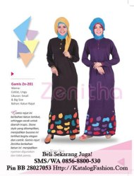 gamis-zenitha-zn-201